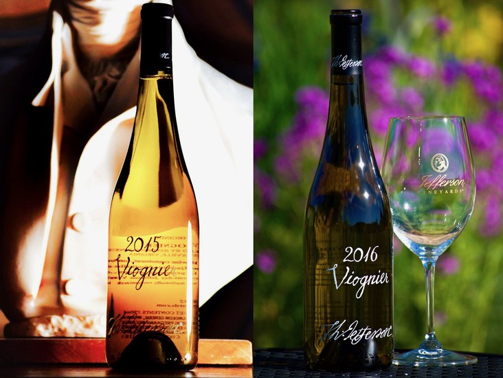 JEFFERSON VINEYARDS MAKES HISTORY WITH VIRGINIA'S STATE GRAPE