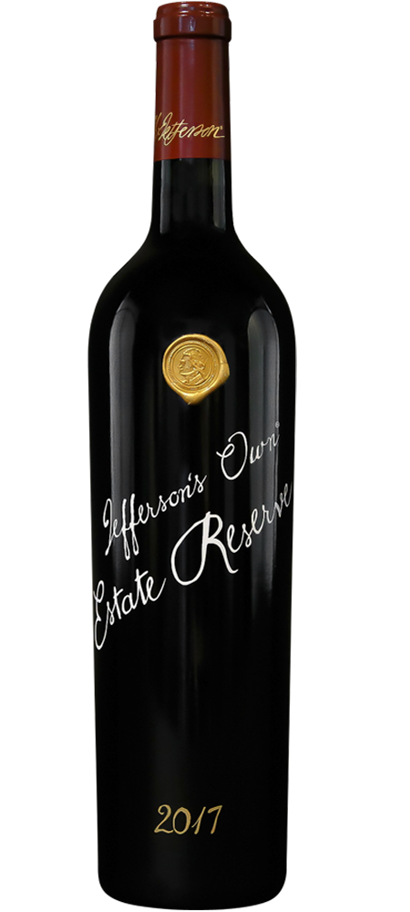 Jefferson's Own Estate Reserve 2017