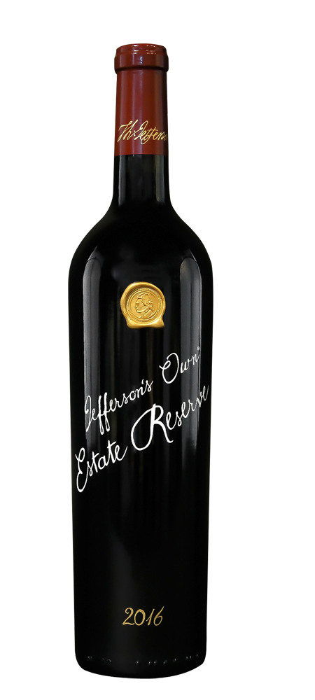 Jefferson's Own Estate Reserve 2016
