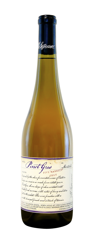 Skin Fermented Pinot Gris 2018